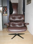 Lounge Chair marron