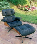 Lounge Chair avec Ottoman